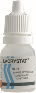 Lacrystat Collyre 2x10ml