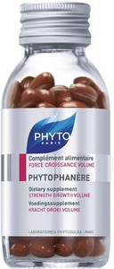 Phytophanère Cheveux et Ongles 120 Capsules