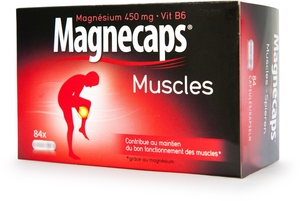 Magnecaps Muscles 84 Capsules
