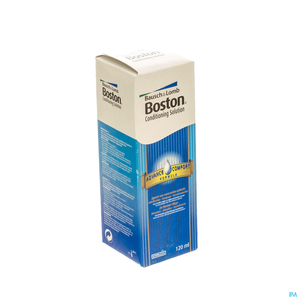 Bausch Lomb Boston Hard Conditionning Solution 120ml