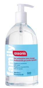 Assanis Family Gel 500ml