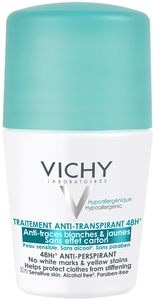 Vichy Déodorant Anti Trace Bille 50ml