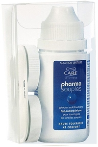 Eye Care Pharma Souples Solution Lentilles Contact (FR) 50ml
