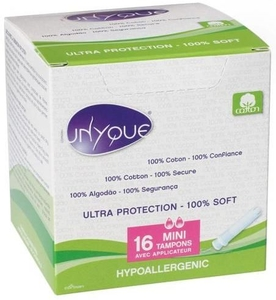 Unyque 16 Tampons Mini +Applicateur