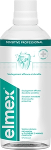 Elmex Sensitive Professional Eau Dentaire 400ml