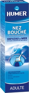 Humer Spray Hypertonique Adulte 50ml