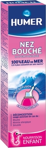 Humer Spray Hypertonique Enfant 50ml