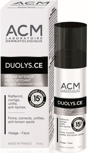 Duolys CE Sérum Intensif Anti-Oxydant 15ml