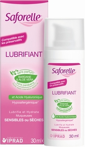 Saforelle Lubrifiant Gel 30ml
