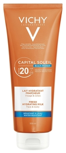 Vichy Ideal Soleil Lait Hydratant IP20 300ml