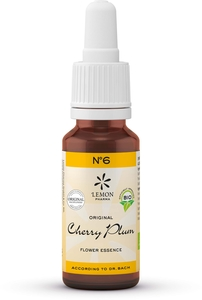Fleurs du Dr. Bach (Lemon Pharma) Bio N6 Cherry Plum 20ml