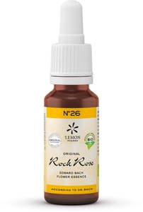 Fleurs du Dr. Bach (Lemon Pharma) Bio N26 Rock Rose 20ml