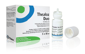 Thealoz Duo Gouttes Oculaires Tripack 3x10ml