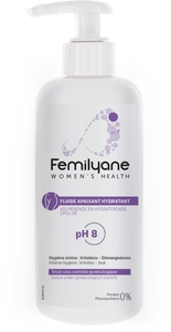 Femilyane Women's Health Fluide Apaisant et Hydratant pH 8 200ml