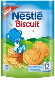 Nestle Biscuits Nature Sachet 180g