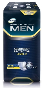 Tena For Men Level 2 20 Protections