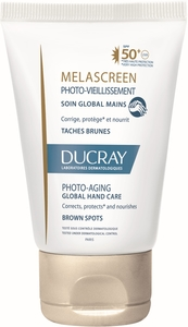 Ducray Melascreen Photo-Aging Soins Global Mains 50ml