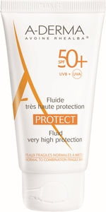 A-Derma Protect Fluide IP50+ 40ml