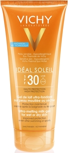 Vichy Ideal Soleil Gel Lait Ultra Fondant IP30 200ml