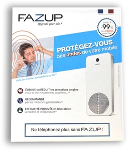 Fazup Protection Contre Ondes Mobile