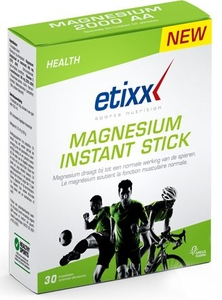 Etixx Magnésium 30 Instant Sticks (Tropical)