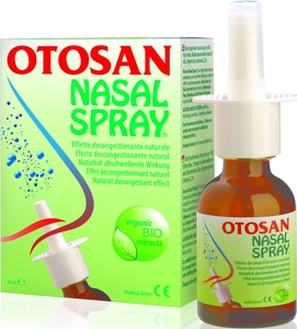 Otosan Spray Nasal Decongestionnant 30ml