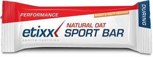 Etixx Natural Oat Sport Bar Sweet & Salty Caramel 1x55g