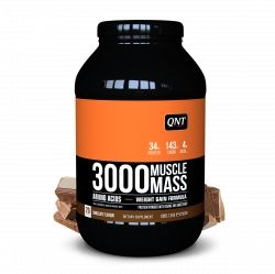 3000 Muscle Mass Chocolate 1,3kg