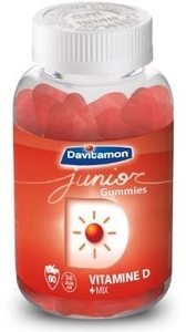 Davitamon Junior 60 Gummies Fraise