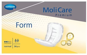 MoliCare Premium Form Normal Taille Unique 30 Protections