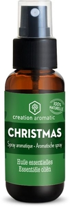 Creation Aromatic Huile Essentielle Diffusion Christmas Spray 30ml