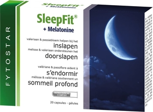 Fytostar Sleep Fit Total 20 Capsules