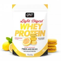 Light Digest Protein Lemon Macaron 500g