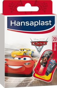 Hansaplast Disney Cars 20 Pansements