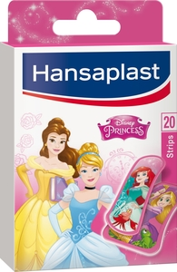 Hansaplast Disney Princess 20 Pansements