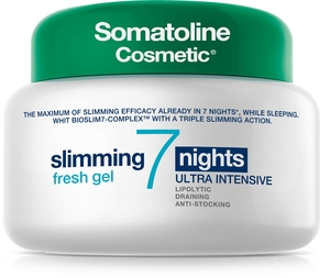Somatoline Cosmetic Gel Amincissant 7 Nuits Ultra Intensif 400ml
