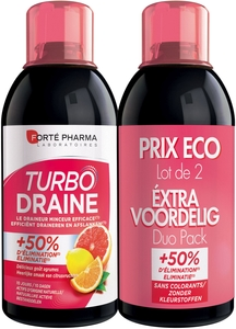 Turbodraine Agrumes 2x500ml