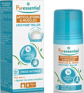 Puressentiel Articulations et Muscles Cryo Pure Roller 75ml