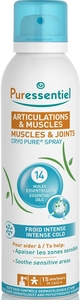 Puressentiel Articulations et Muscles Cryo Pure Spray 150ml