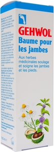 Gehwol Baume Pour Les Jambes 125ml