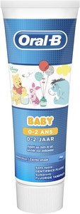 Oral-B Dentifrice Baby Winnie 75ml