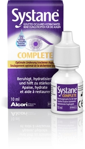 Systane Complete Gutt Oculaires 10ml