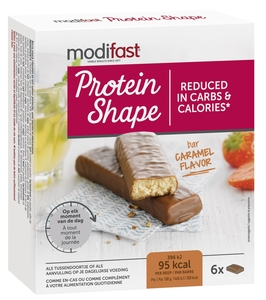 Modifast Protein Shape Bar.ch.car.6x27g Cfr2901858