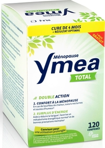 Ymea Totaal Caps 120 Be V2 Menopause