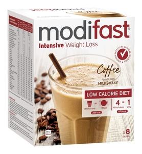 Modifast Intensive Milkshake Cafe 440g