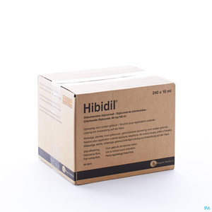 Hibidil Solution 240x15ml Unidose