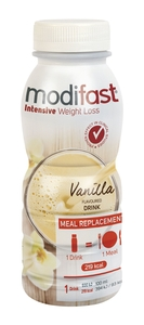 Modifast Intensive Vanilla Flavoured Drink 236ml