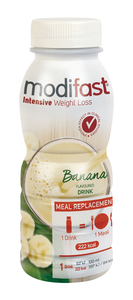 Modifast Intensive Banana Flavoured Drink 236ml