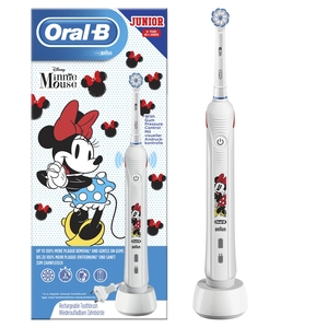 Oral B Kids D501 Smart Junior Minnie Brosse Elect.