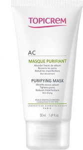 Topicrem Ac Masque Purifiant 50Ml